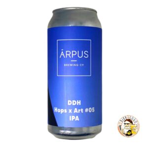 AR - DDH Hops x Art #05 IPA