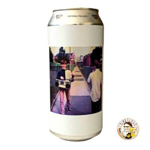 Northern Monk Patrons Project 27.02 // British Culture Archive // BoomBox // North Brewing Co. // DDH IPA 44 cl. (Lattina) (Collab. North Brewing)