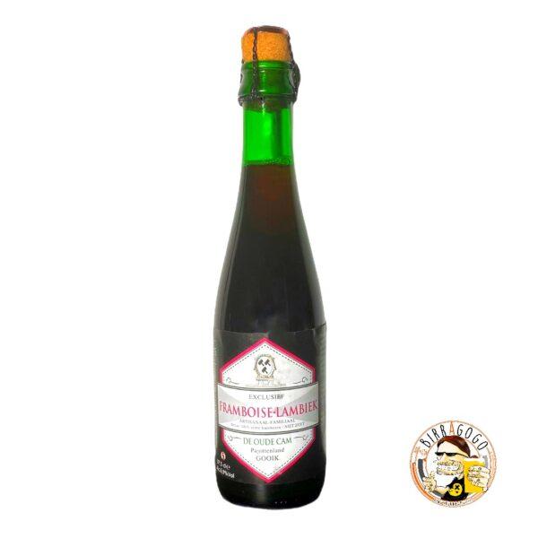De Cam Framboise Lambiek 37,5 cl. (Bottiglia)