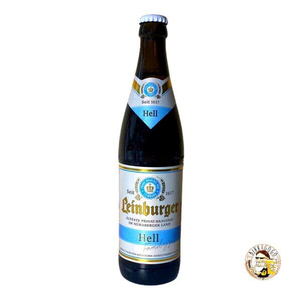 Brauerei Bub Leinburger Hell 50 cl. (Bottiglia)