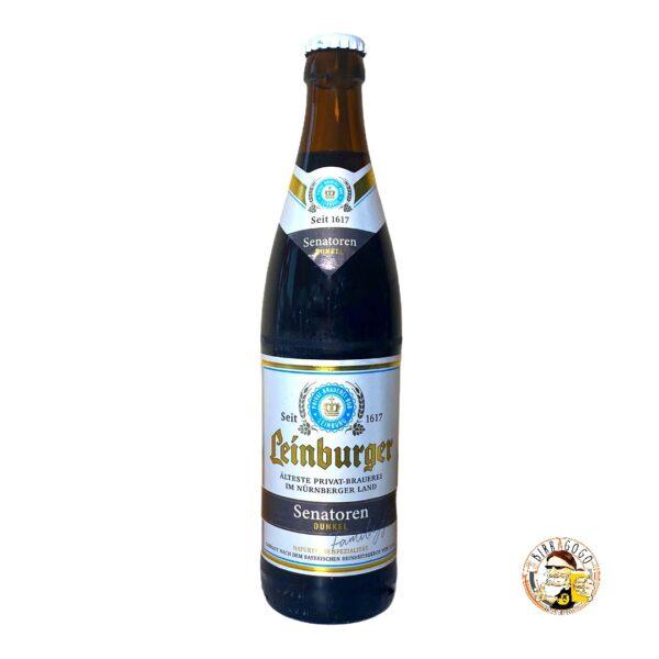 Brauerei Bub Leinburger Senatoren Dunkel 50 cl. (Bottiglia)