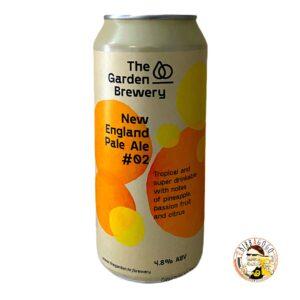 The Garden New England Pale Ale #02 44 cl. (Lattina)