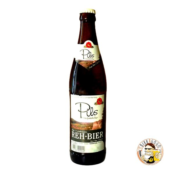 Privatbrauerei Reh Pils 50 cl. (Bottiglia)