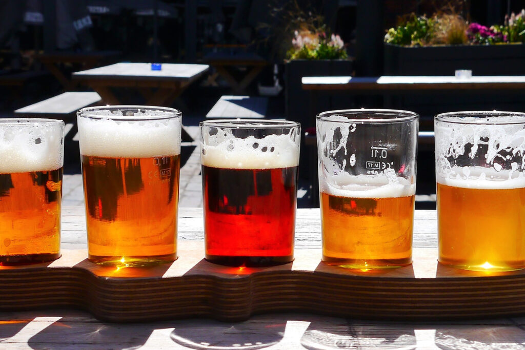 Birra artigianale tutte le tipologie