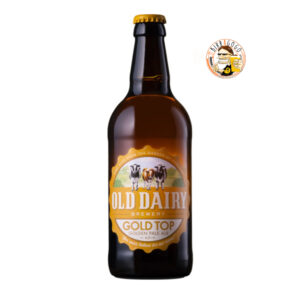 Old Dairy Brewery Gold Top Golden Ale 50 cl. (Bottiglia)