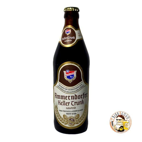 Dorn Bräu Privatbrauerei Ammerndorfer KellerTrunk 50 cl. (Bottiglia)