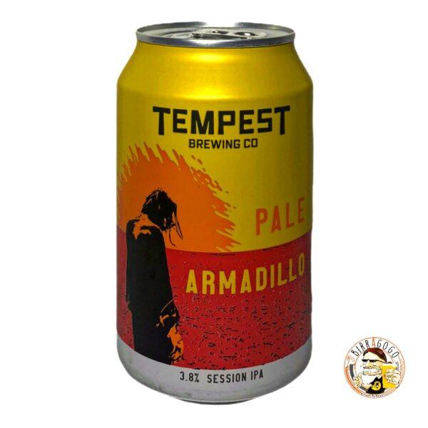 Tempest Brewing Co. Pale Armadillo Session IPA 33 cl. (Lattina)