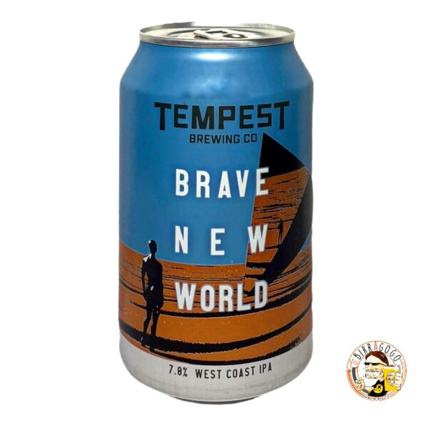 Tempest Brewing Co. Brave New World IPA 33 cl. (Lattina)