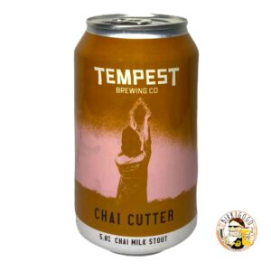 Tempest Brewing Co. Chai Cutter Milk Stout 33 cl. (Lattina)