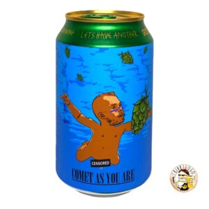 Green Gold Brewing Comet As You Are IPA 33 cl. (Lattina)