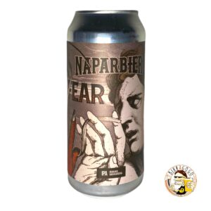 Naparbier Fear IPA 44 cl. (Lattina)