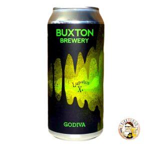 Buxton Lupulus X Godiva IPA 44 cl. (Lattina)
