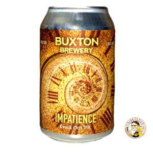 Buxton Impatience Session IPA 33 cl. (Lattina)