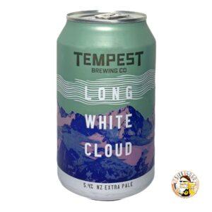 Tempest Brewing Co. Long White Cloud New Zealand Pale Ale 33 cl. (Lattina)