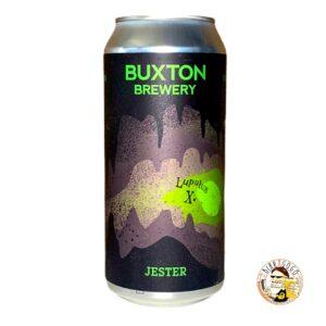 Buxton Lupulus X Jester IPA 44 cl. (Lattina)