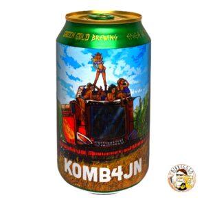 Green Gold Brewing Komb4jn Wheat Ale 33 cl. (Lattina)