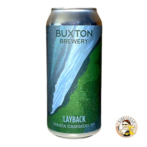 Buxton Layback IPA 44 cl. (Lattina)