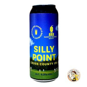 Marble Silly Point IPA 50 cl. (Lattina) (Coll. North Riding Brewery)