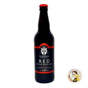 McCrackens Brewery Red Irish Ale 50 cl. (Bottiglia)