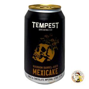 Tempest Brewing Co. Mexicake Bourbon Barrel Imperial Pastry Stout 33 cl. (Lattina)