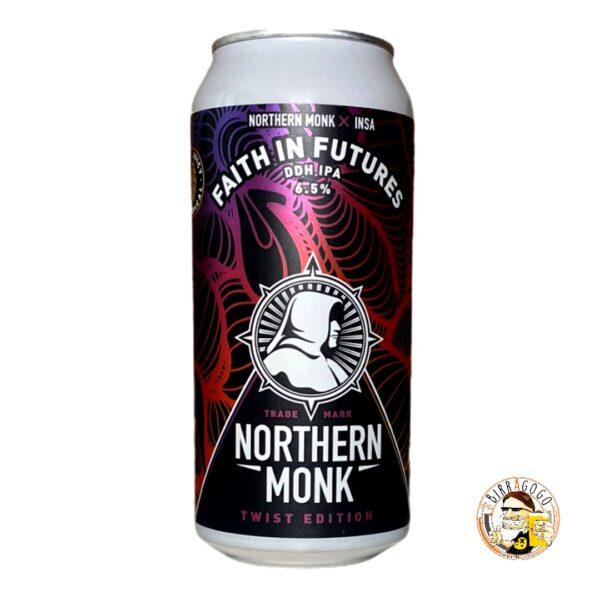 Northern Monk Faith In Futures NEIPA 44 cl. (Lattina)
