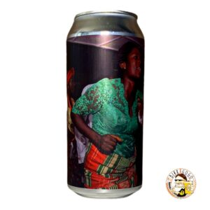 Northern Monk Patrons Project 30.01 // Lanre Bakare // From Bradford to the World // Foreign Extra Stout 44 cl. (Lattina)