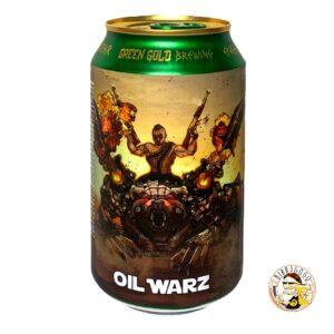 Green Gold Brewing Oil Warz Imperial Stout 33 cl. (Lattina)