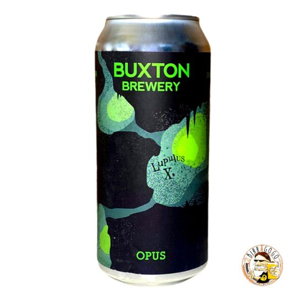 Buxton Lupulus X Opus IPA 44 cl. (Lattina)