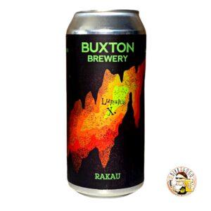 Buxton Lupulus X Rakau IPA 44 cl. (Lattina)