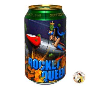 Green Gold Brewing Rocket Queen IPA 33 cl. (Lattina)