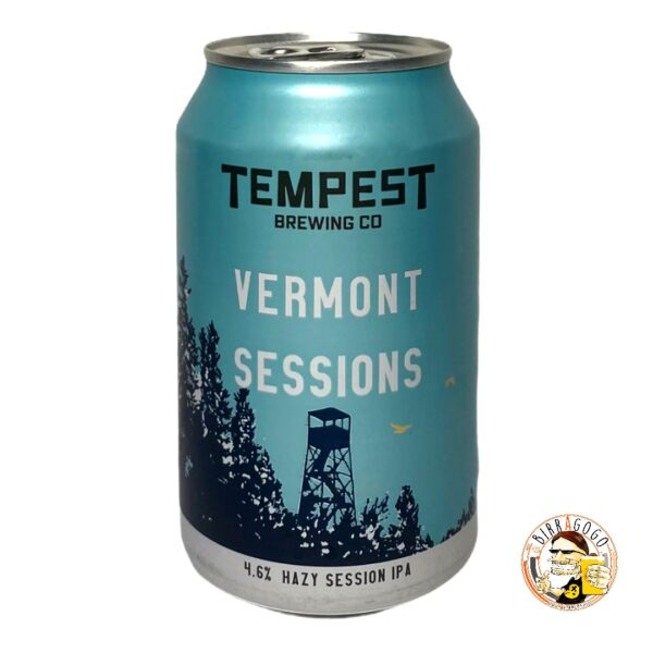Tempest Brewing Co. Vermont Sessions IPA 33 cl. (Lattina)