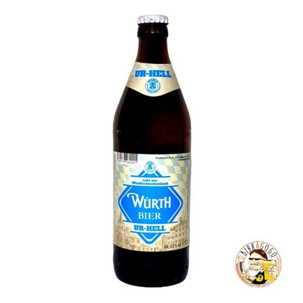 Brauerei Würth Ur Hell 50 cl. (Bottiglia)