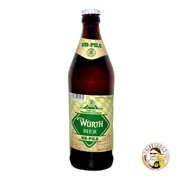 Brauerei Würth Ur Pils 50 cl. (Bottiglia)