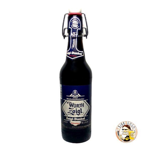 Brauerei Würth Dunkles Zoiglbier 50 cl. (Bottiglia)