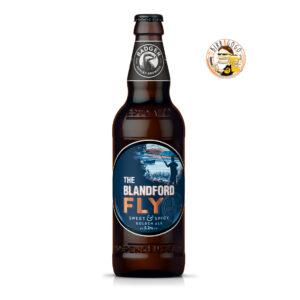 Badger Dorset Brewers The Blandford Fly Spiced Golden Ale 50 cl. (Bottiglia)