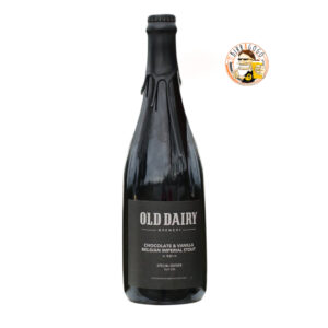 Old Dairy Brewery Chocolate & Vanilla Belgian Imperial Stout Limited Edition 75 cl. (Bottiglia)