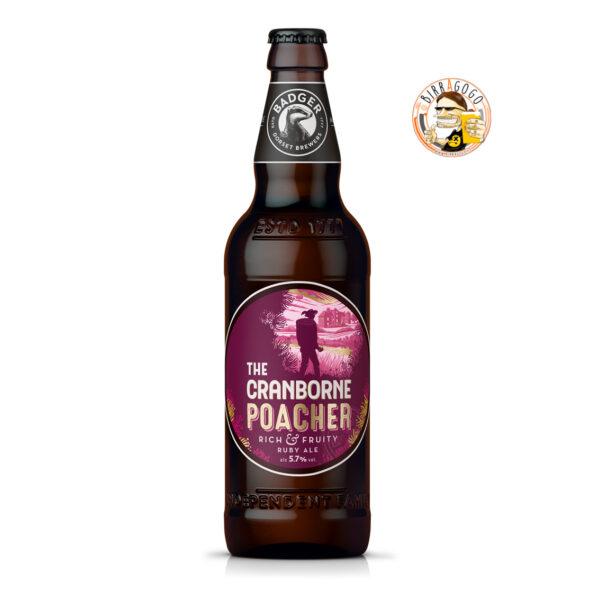 Badger Dorset Brewers The Cranborne Poacher English Strong Ale 50 cl. (Bottiglia)