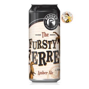 Badger Dorset Brewers The Fursty Ferret Amber Ale 50 cl. (Lattina)