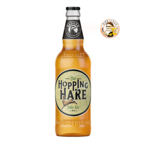 Badger Dorset Brewers The Hopping Hare Pale Ale 50 cl. (Bottiglia)