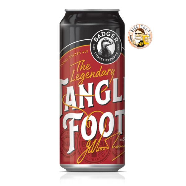 Badger Dorset Brewers TangleFoot Traditional Golden Ale 50 cl. (Lattina)
