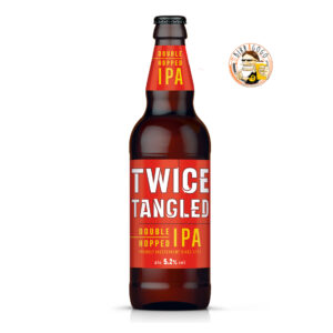Badger Dorset Brewers Twice Tangled Double Hopped IPA 50 cl. (Bottiglia)