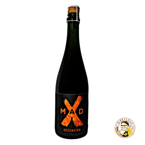 MadX Ascension Dry Hopped Barrel Aged Golden Ale Blend 75 cl. (Bottiglia)