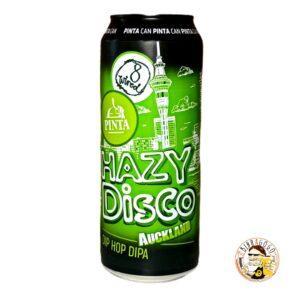 Browar Pinta Hazy Disco Auckland Double NEIPA 50 cl. (Lattina) (Coll. 8 Wired)