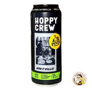Browar Pinta Hoppy Crew: How it Rolls? New England Pale Ale 50 cl. (Lattina)