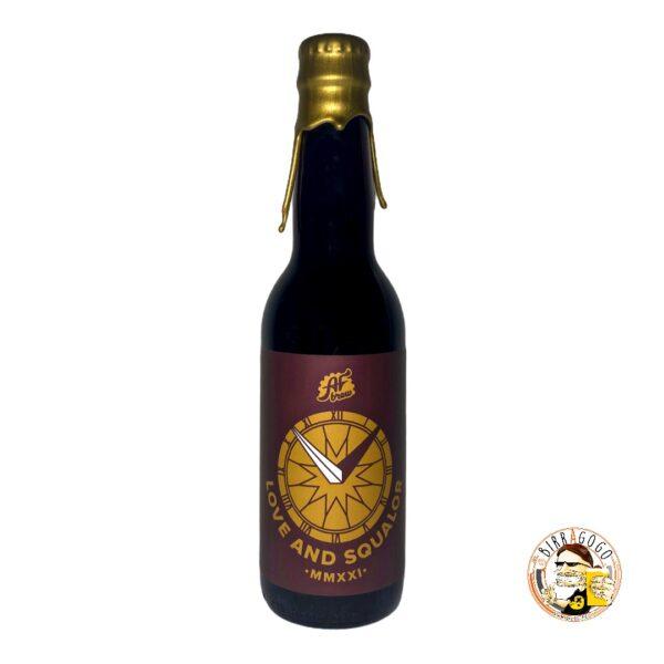AF Brew Love And Squalor MMXXI Barley Wine 33 cl. (Bottiglia)