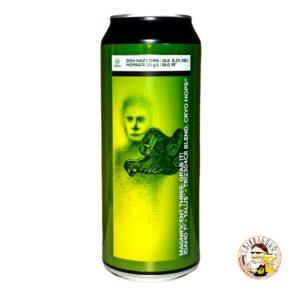 Browar Nepomucen Magnificent Three: Grab It! Idaho 7 X Talus X TRI2304CR Blend, Cryo Hops DDH Hazy DIPA 50 cl. (Lattina)