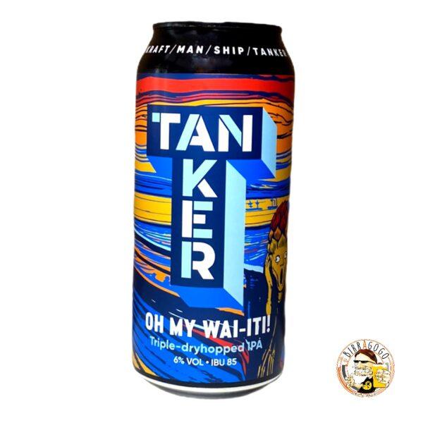 Tanker Oh My Wai Iti NEIPA 44 cl. (Lattina)