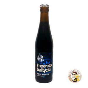 Browar Pinta Imperator Bałtycki Sabro & Strata Imperial Baltic Porter 33 cl. (Bottiglia)
