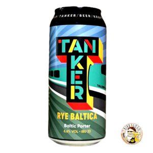 Tanker Rye Baltica Baltic Porter 44 cl. (Lattina)