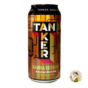 Tanker Sauna Session Non Alcoholic Beer 44 cl. (Lattina)